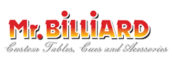 Mr. Billiard – Pool Tables, Cues, Snooker, Foosball, Darts, Table Tennis, Accessories & more