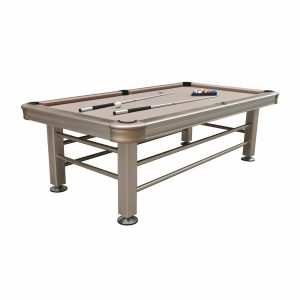 Imperial - outdoor pool table - Champagne