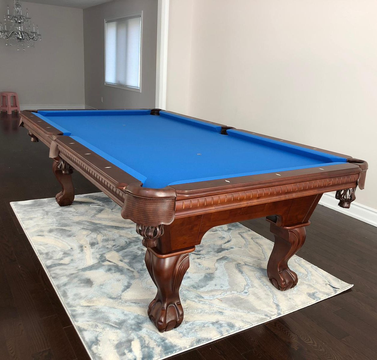 Beringer Princeton 8FT Slate Pool Table