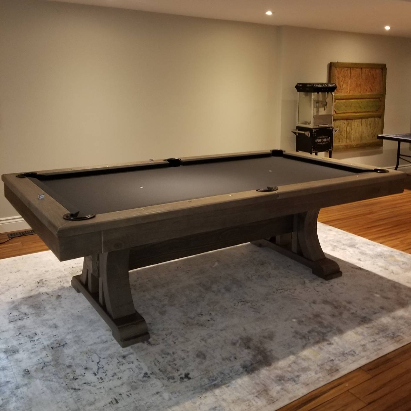 8′ Dorian Pool Table