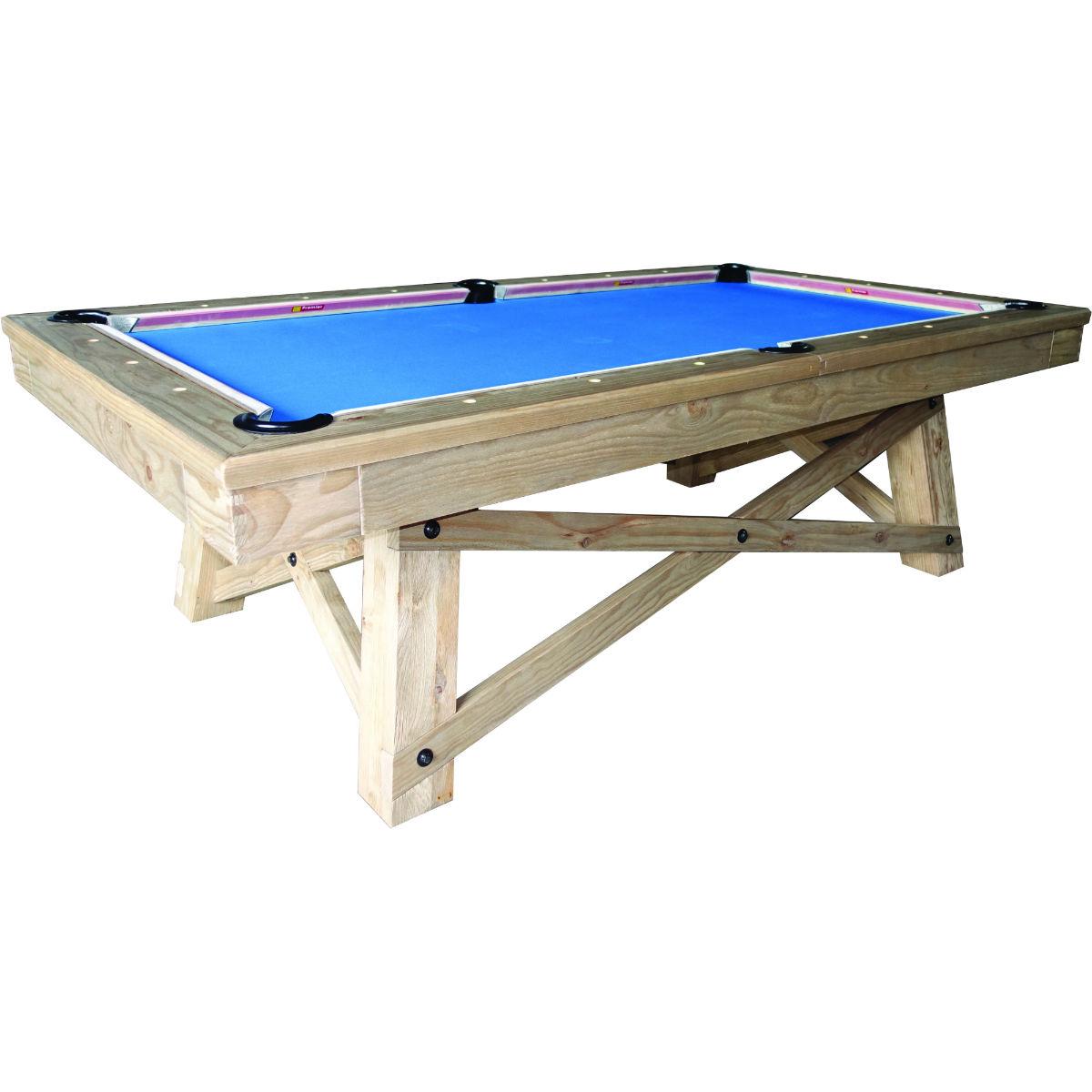 Beringer Aspen 8′ Pool Table