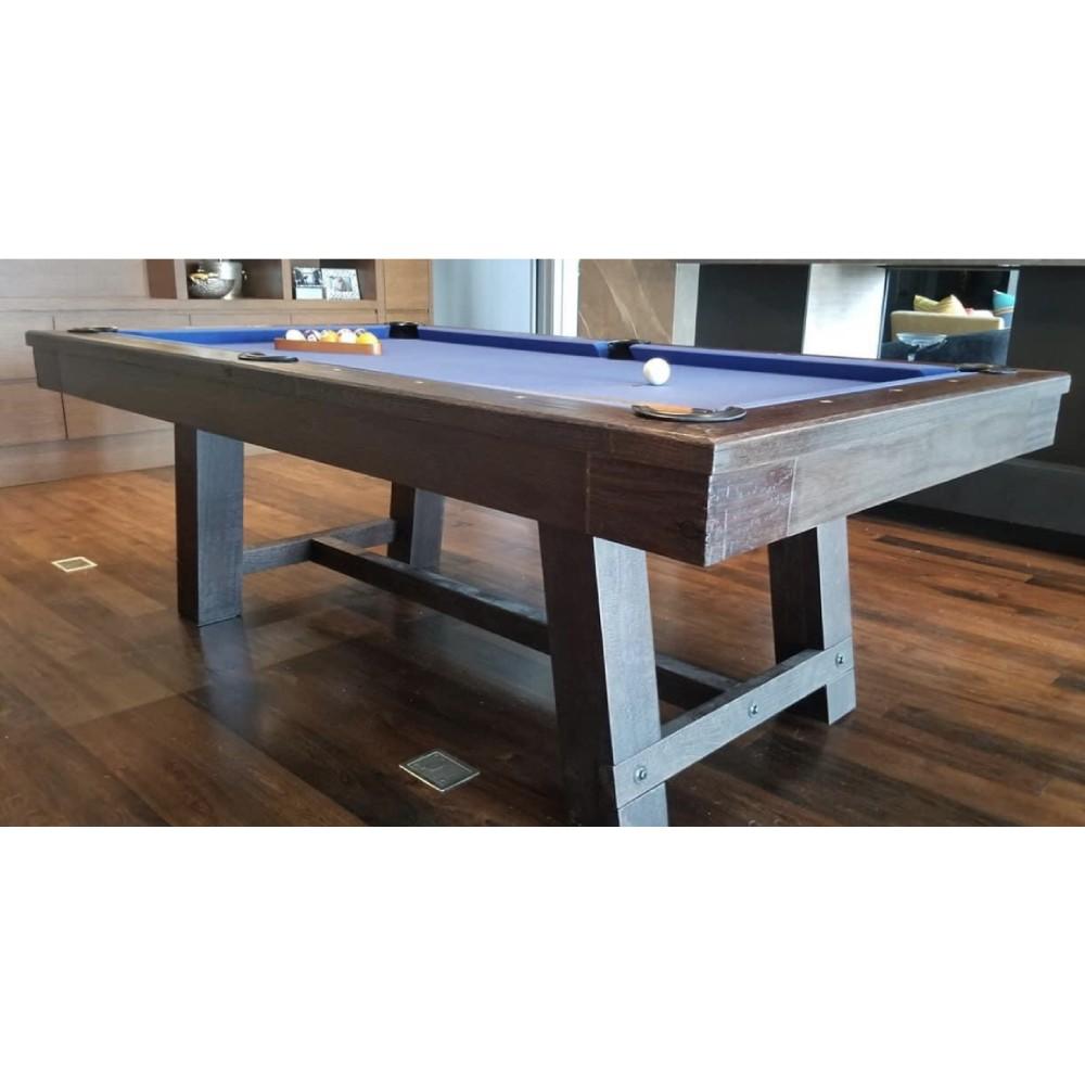 Beringer The Manseau 8ft Pool Table