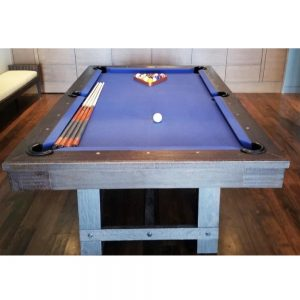 Beringer The Manseau ft Pool Table