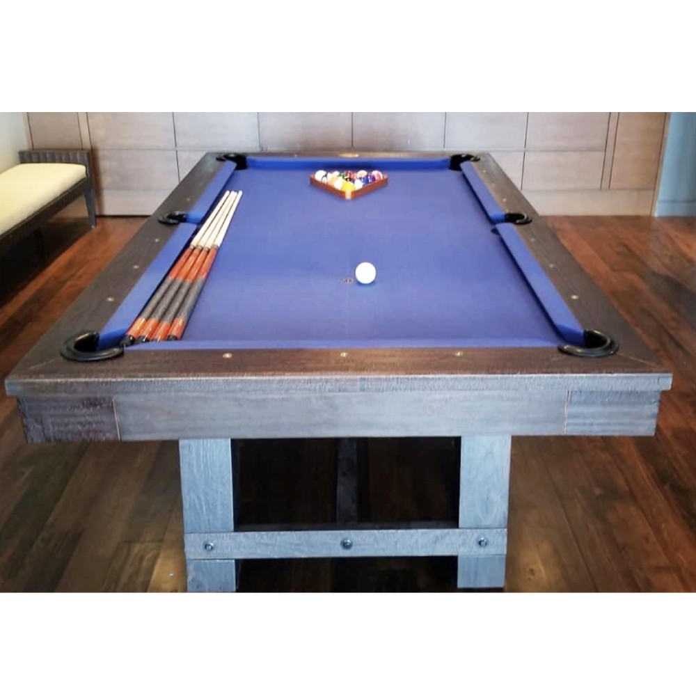 Beringer The Manseau ft Pool Table