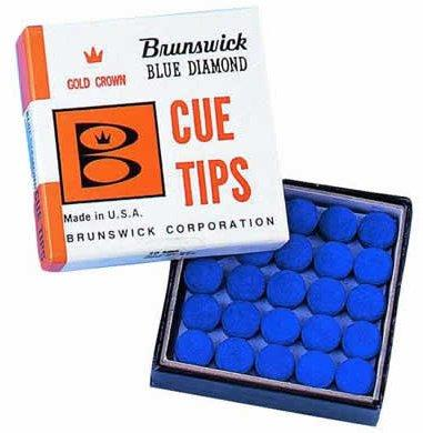 brunswick-blue-diamond-tips-box-of-50