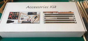 Mr Billiard Accessory Kit - 21 piece