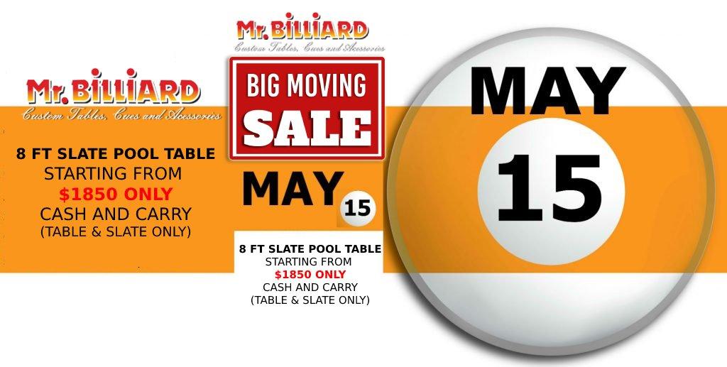 Mr-Billiard-Moving-Sale