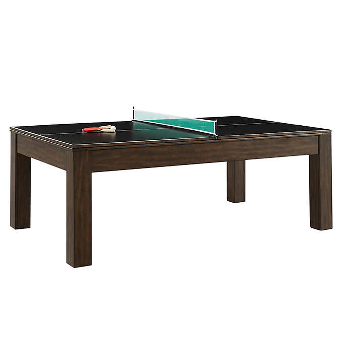 Beringer Rivo 7ft All in one Slate Pool Table with Table Tennis