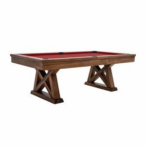 Imperial - Laredo Pool Table - Acacia