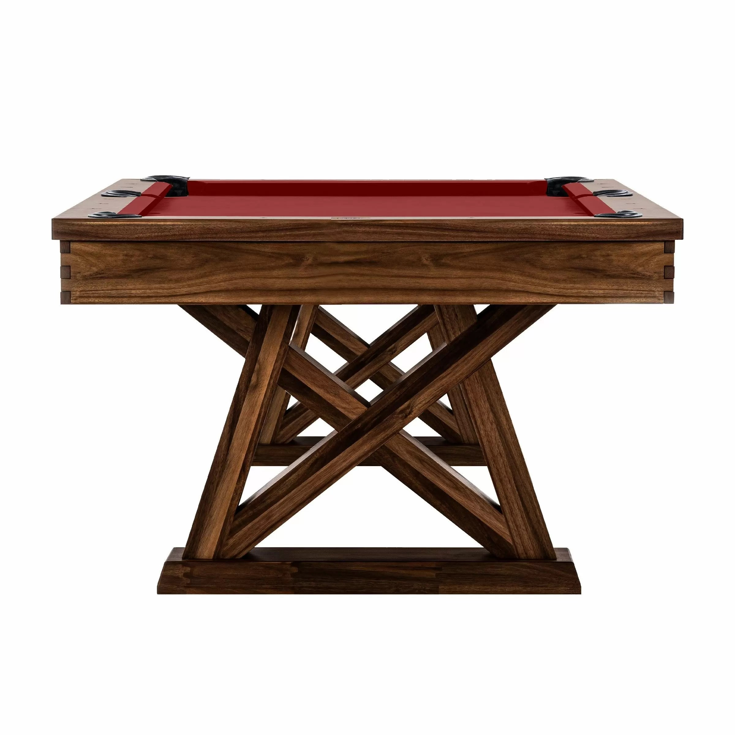 Imperial – Laredo Pool Table – Acacia – Front View